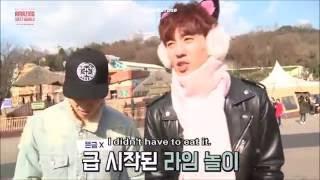 "GOT7 MAKNAE VS HYUNG ""Teasing and Loving Each Others"""