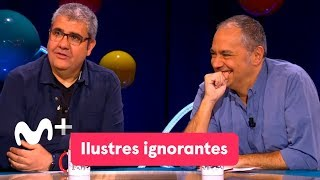 Ilustres Ignorantes: Los disfraces | #0