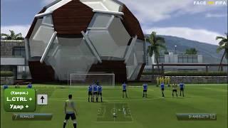 FIFA 14 Как бить дальние штрафные на клавиатуре!? PART 2