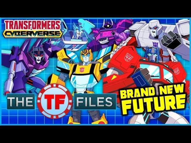 The Future Of Transformers With Cyberverse The Tf Files