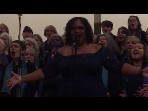 O Holy Night - Good Noise Vancouver Gospel Choir with Maureen Washington