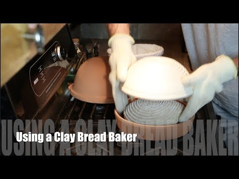 How To Use Your Breadtopia Clay Baker