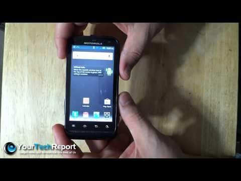 "First Impressions: The Republic Wireless ""Hybrid"" Motorola Defy"