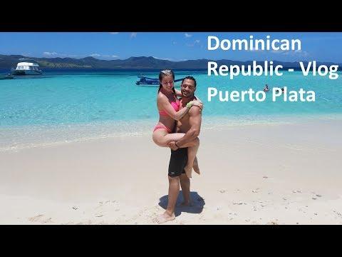 DOMINICAN REPUBLIC PUERTO PLATA Travel Vlog