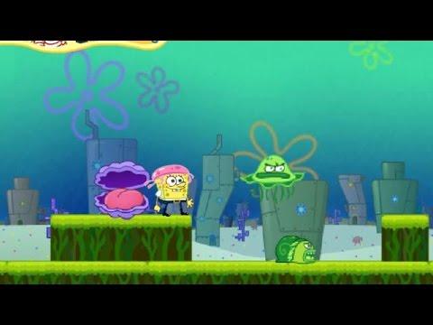 SpongeBob SquarePants: Dutchman's Dash - Games 4 Kids