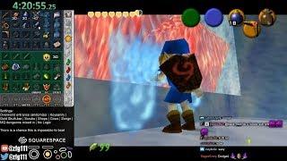 Ocarina of Time Randomizer - Max Random Setting, Entrance randomizer, No Logic [OoTR V5.1]