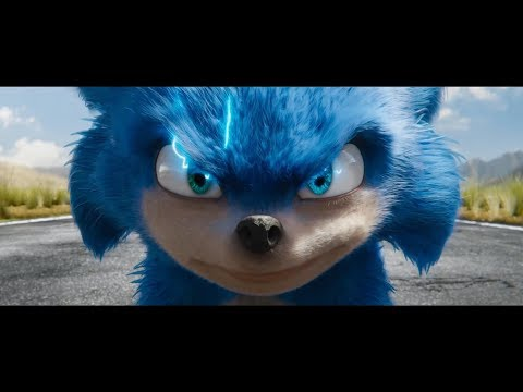 Sonic the Hedgehog trailer but with original