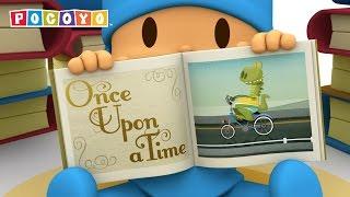 Os contos do Pocoyo [de Let's Go Pocoyo] 12 contos para crianças!