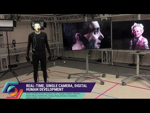 Real-Time Live! - SIGGRAPH 2019