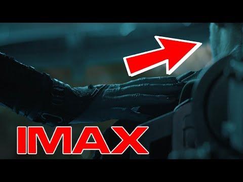 Avengers Endgame IMAX Trailer Solves Theory!