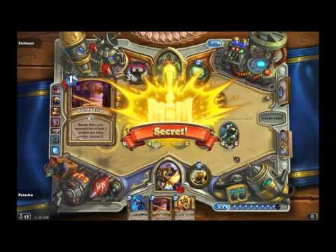 Sacred Trial vs Lord Jaraxxus got hotfixed. Lord Jaraxxus now dies!