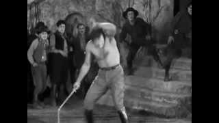 The Temptress (1926) Whip Fight
