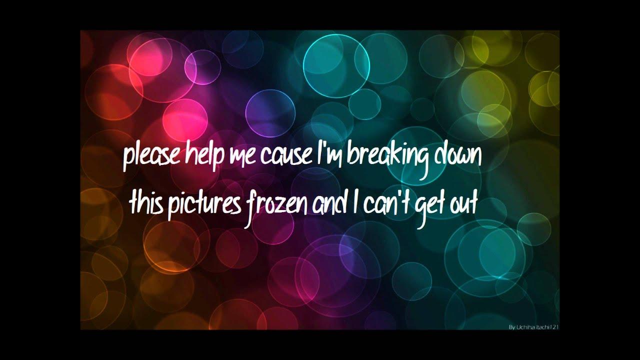 Still Frame Trapt *Lyrics on screen* - YouTube