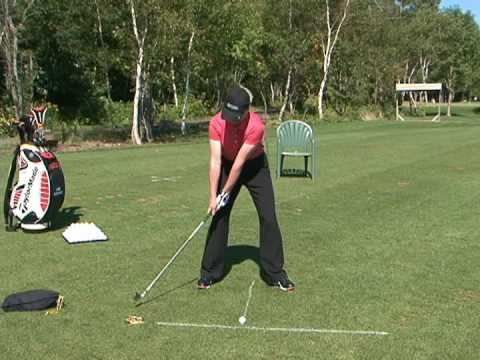 Canadian Golf Academy Lesson - Impact