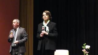 Senator Feinstein Town Hall Highlights, April 17, 2017