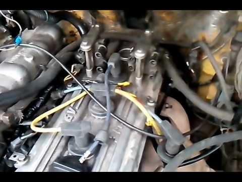 406 двигатель работает без