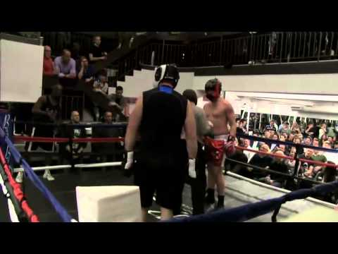 Peter Deacon Toronto Boxing