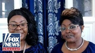 Diamond and Silk to make their case on Capitol Hill
