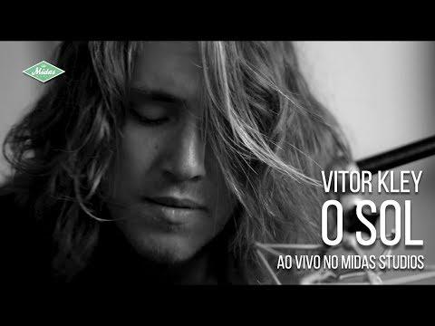 Vitor Kley - O Sol Piano e Voz Ao Vivo no Midas Studios