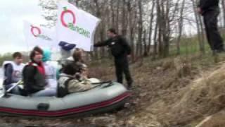 Флотилия партии «Яблоко» атаковала элитный поселок(, 2011-05-01T18:04:23.000Z)