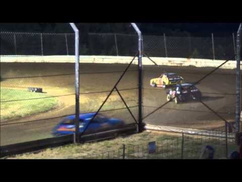 Doe Run Raceway Mini Stock Heat 7-17-15