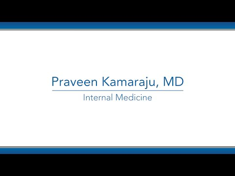 Praveen Kamaraju, MD video thumbnail