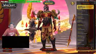 Highlight: World of Warcraft: BFA | Returning Veteran | Ret Paladin PVP | STREAM TEST