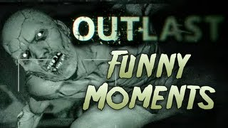 OUTLAST! - Scary/Funny Moments Montage! - (Scary Horror Game)