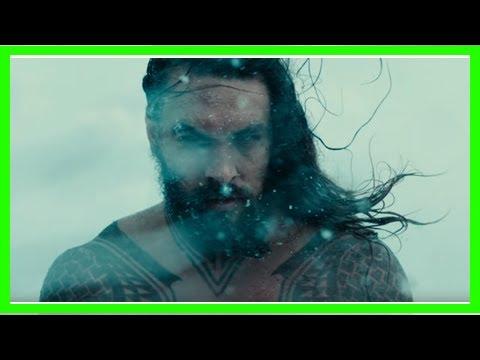Breaking News | Aquaman CinemaCon footage reveals superhero riding sharks, Black Manta and more