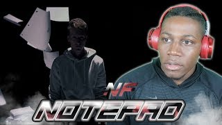 NF - Notepad (REAL MUSIC)
