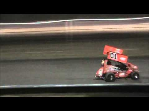 Weldon Buford at Gulf Coast Speedway