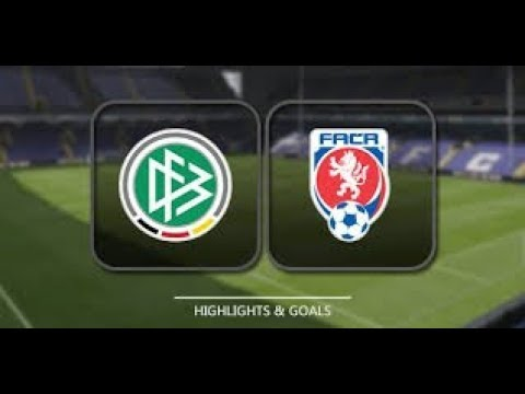 Germany vs Czech Republic | QUARTER FINALS Live Stream