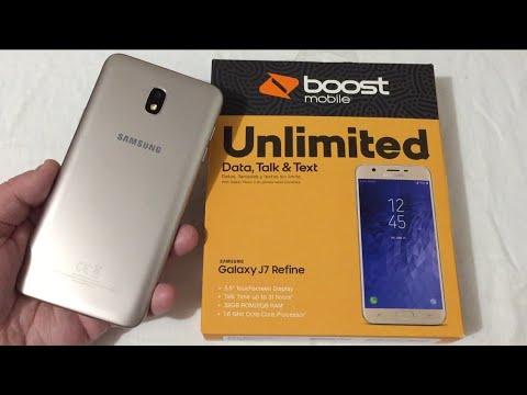 Samsung Galaxy J7 Refine Video clips - PhoneArena