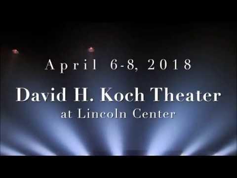 """Anna Karenina"" by Eifman Ballet at David Koch Theatre / Lincoln  Center"