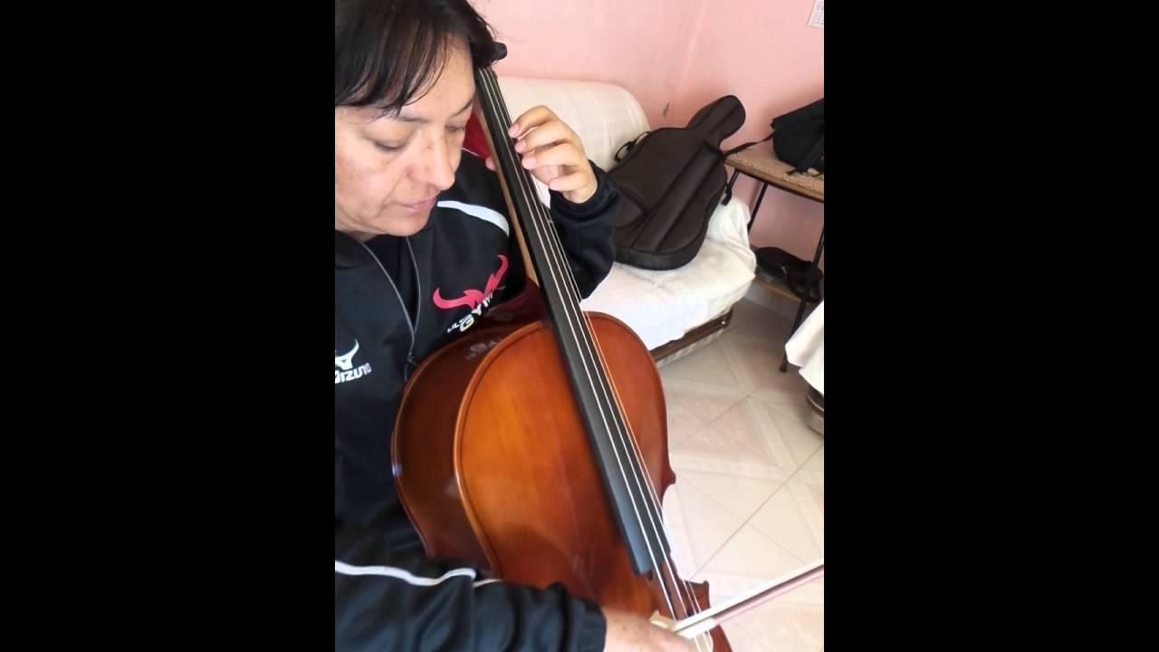 Cómo Se Toca El Violoncello Youtube