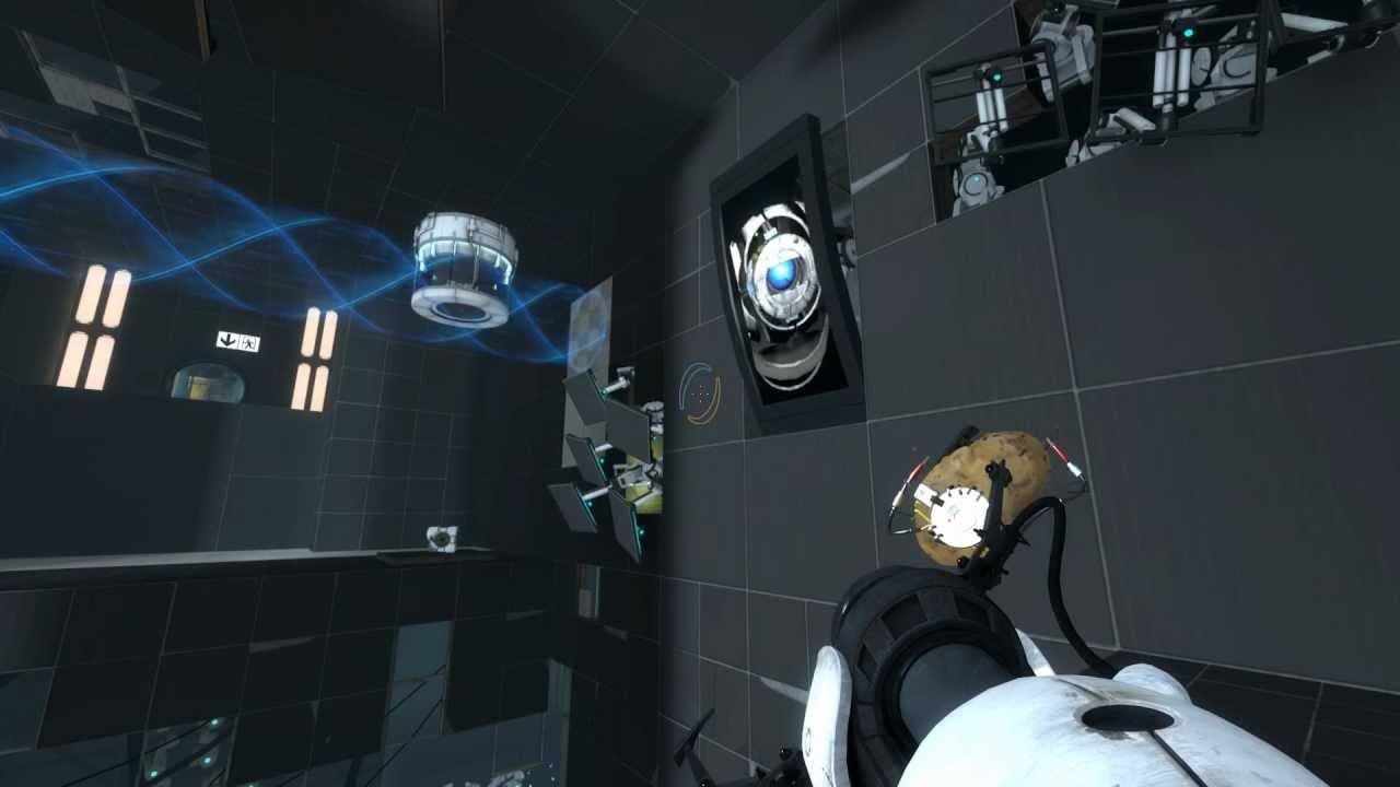 Portal 2 Chapter 8 Test Chamber 4 - Portal Wiki