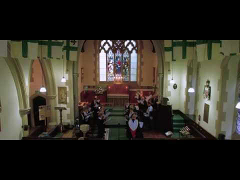 St Vincent's Chapel Edinburgh Festival Choral Evensong 20th August 2016