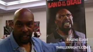Eugene Clark on Thriller Nights and The Merits Of Listening To Your Mother