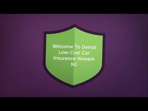 Denial Low-Cost Cheap Car Insurance in New Jersey