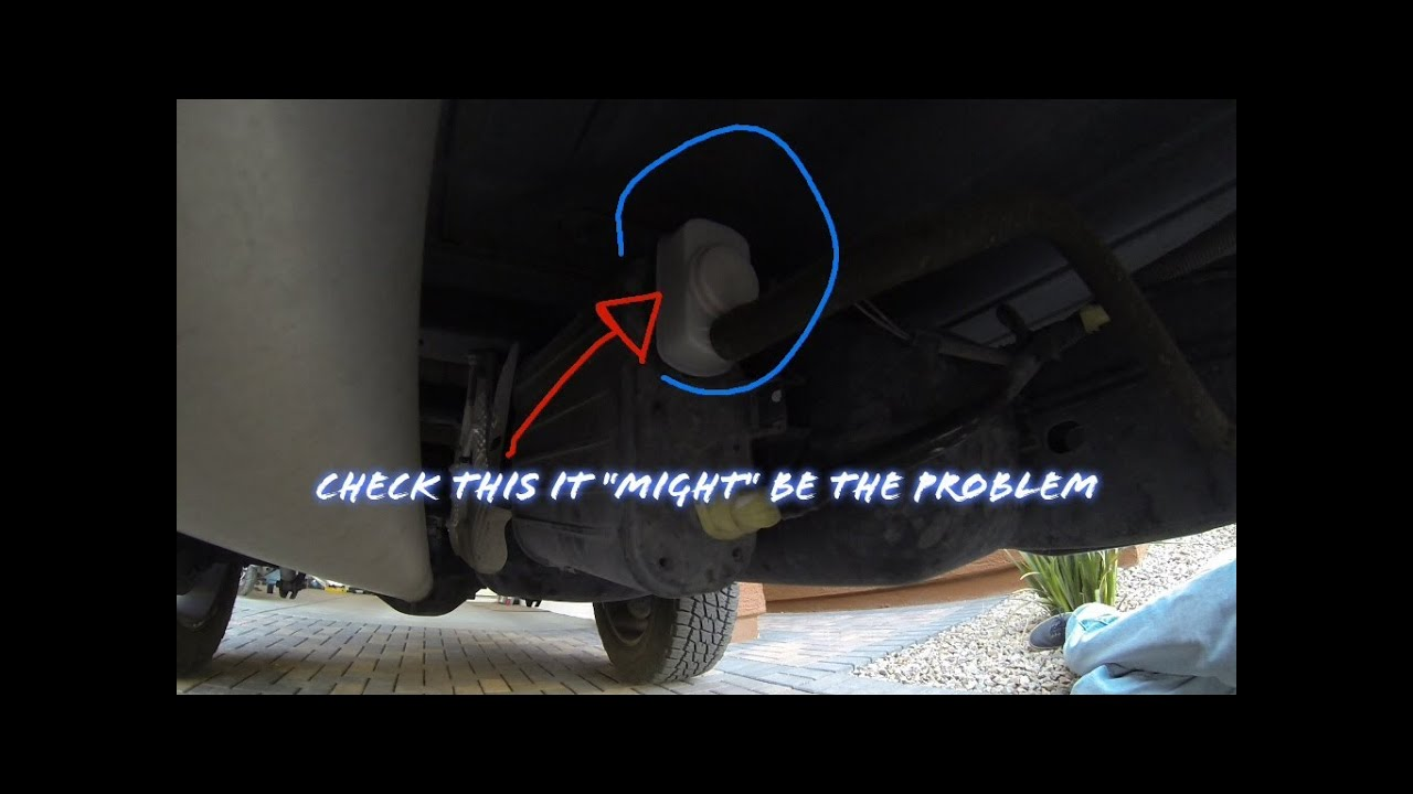p0456 and p0457 possible cheap fix dodge ram, gas cap light  YouTube