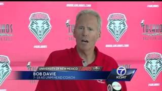 Davie, Lobos kick off regular season Saturday