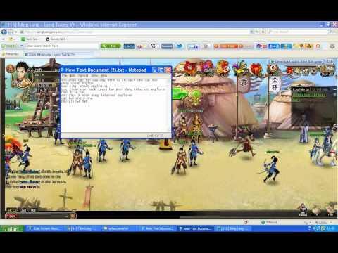 hướng dẫn sữ dụng cheat engine cho game long tướng