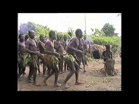Pygmies of Eastern Congo