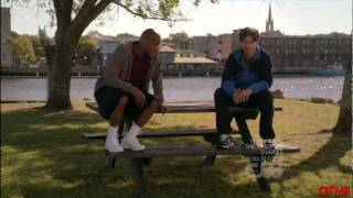 Skills and Mouth working-out | 9x09 One Tree Hill