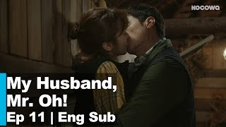 "U-IE ""I'll count to three. Kiss me then"" [My Husband, Mr. Oh! Ep 11]"