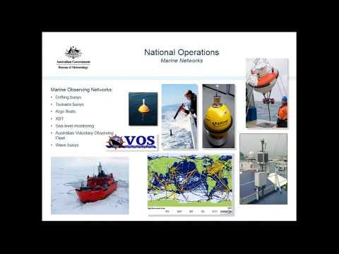 Servicio Meteorológico Australiano (Bureau of Meteorology of Australia )