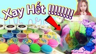 Cho Tất Cả Slime Vào Máy Đánh Trứng Sẽ Như Thế Nào? Mini game