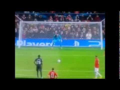 Manchester United v Olymiakos 3-0, All Goals Highlights  (AGG:3-2) - 19/3/14