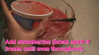 Strawberry Jello Salad