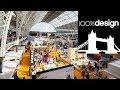 100% Design London Designshow  Impressions 2017